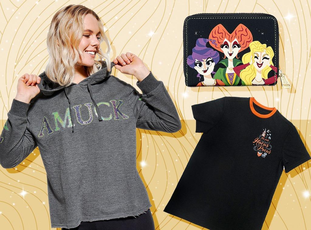 E-Comm: Disney's Hocus Pocus Collection