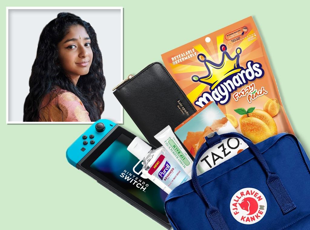 Whats in Her Bag, Maitreyi Ramakishnan