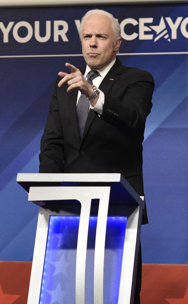 Jason Sudeikis as Joe Biden