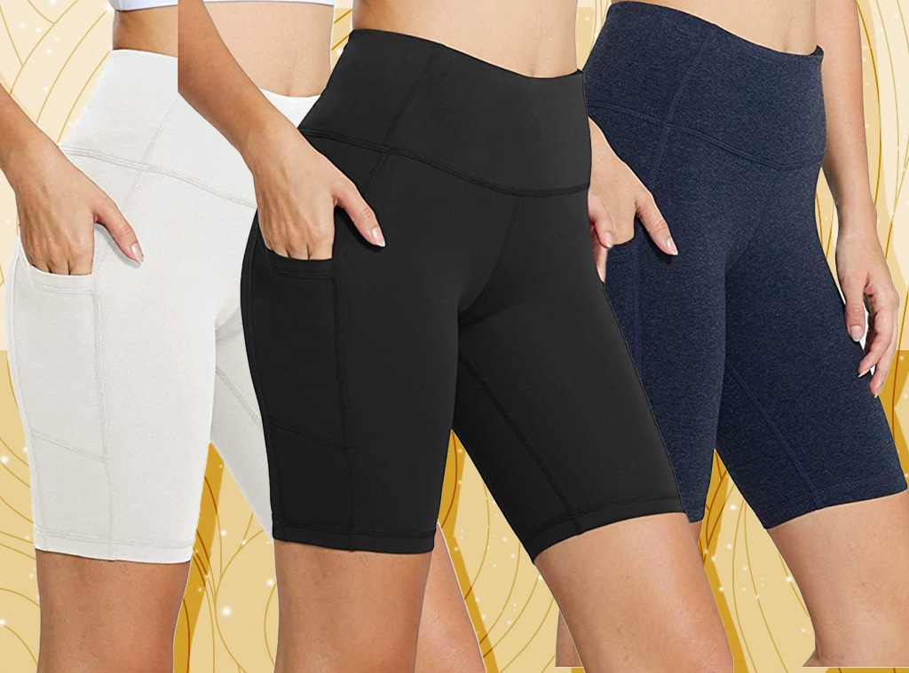 E-comm: These $24 Bike Shorts With Pockets Have 3,164 5-Star Amazon Reviews