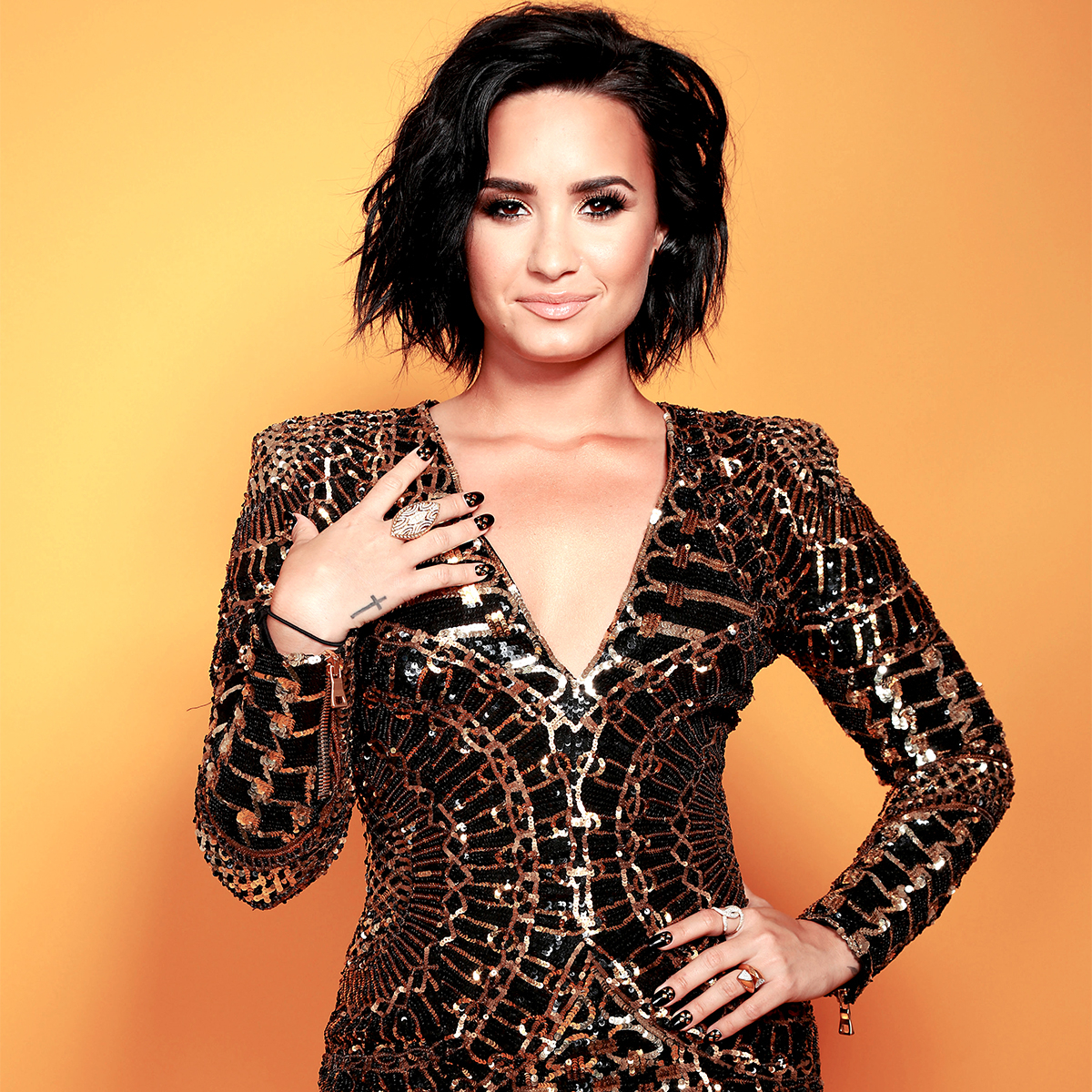 Demi Lovato Brings Her Powerful Voice to 2020 Billboard Music Awards After Max Ehrich Breakup