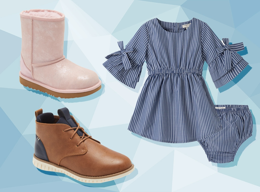 E-Comm: These Nordstrom Anniversary Sale 2020 Kids Deals Will Put a Smile on Your Face