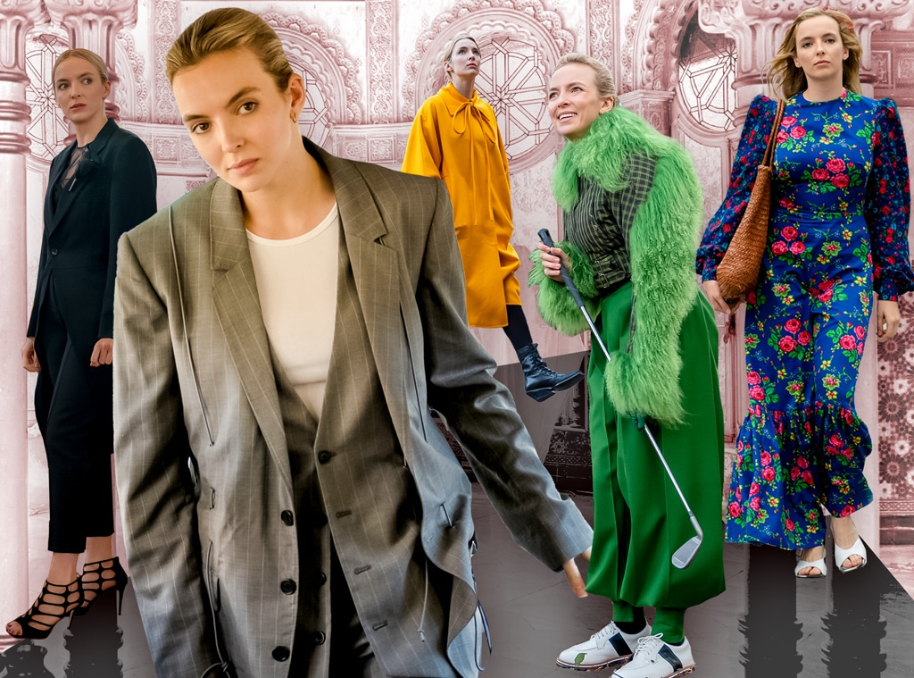 Killing Eve, Jodie Comer, Costumes, Outfits, Season 3