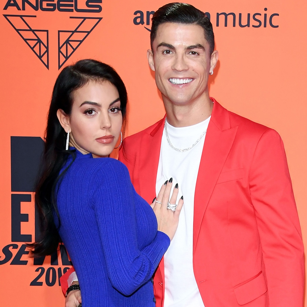 Cristiano Ronaldo And Georgina Rodriguez Spark Engagement Rumors E Online