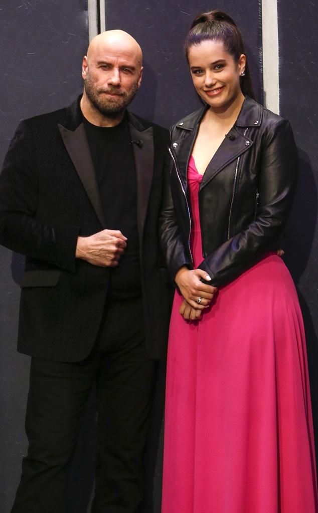 John Travolta, Ella Bleu Travolta