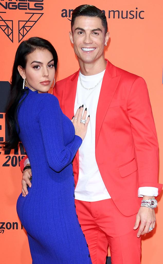Cristiano Ronaldo And Georgina Rodriguez Spark Engagement Rumors E Online