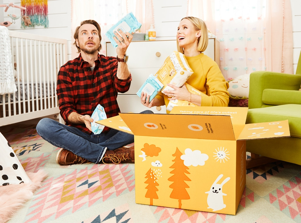E-COMM, Kristen Bell's Hello Bello Launches Cleaning Wipes--and They're in Stock!