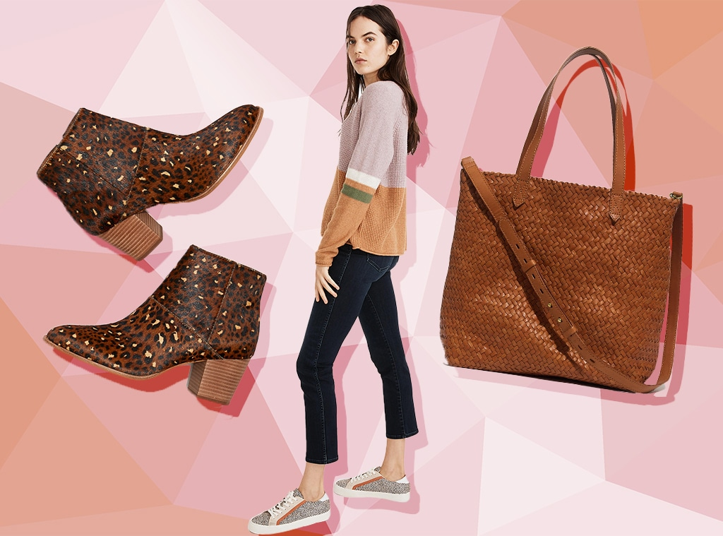 E-comm: Madewell fall collection