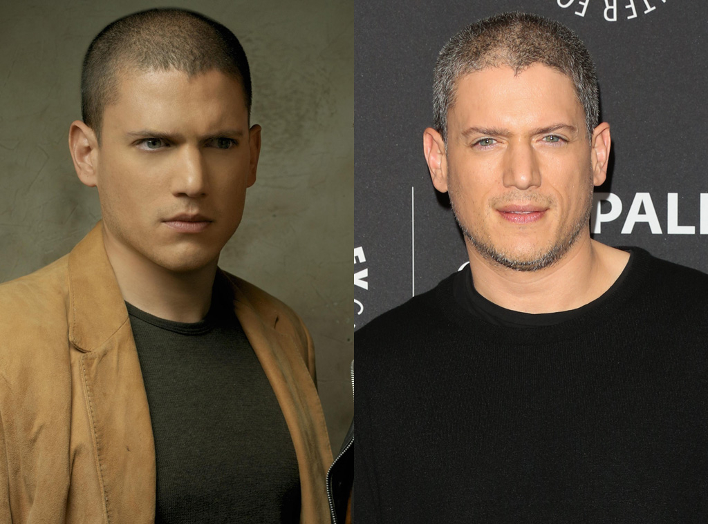 See The Cast Of Prison Break Then Now E Online