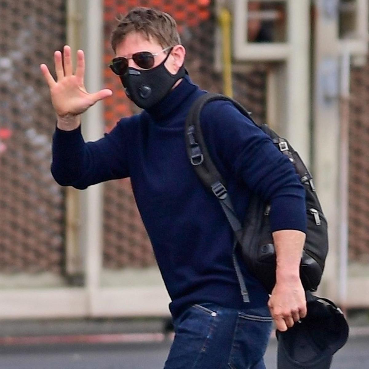 Tom Cruise Berates Mission: Impossible 7 Crew Over Coronavirus Protocols in Alleged Recording