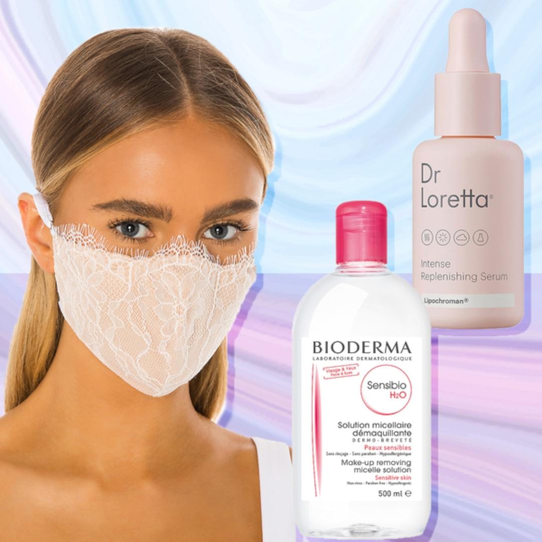Revolve's Top Picks to Treat Maskne
