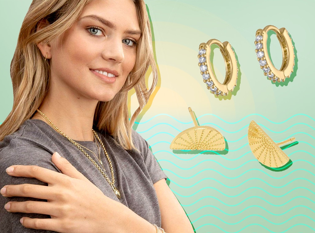 E-comm: Face mask friendly earrings