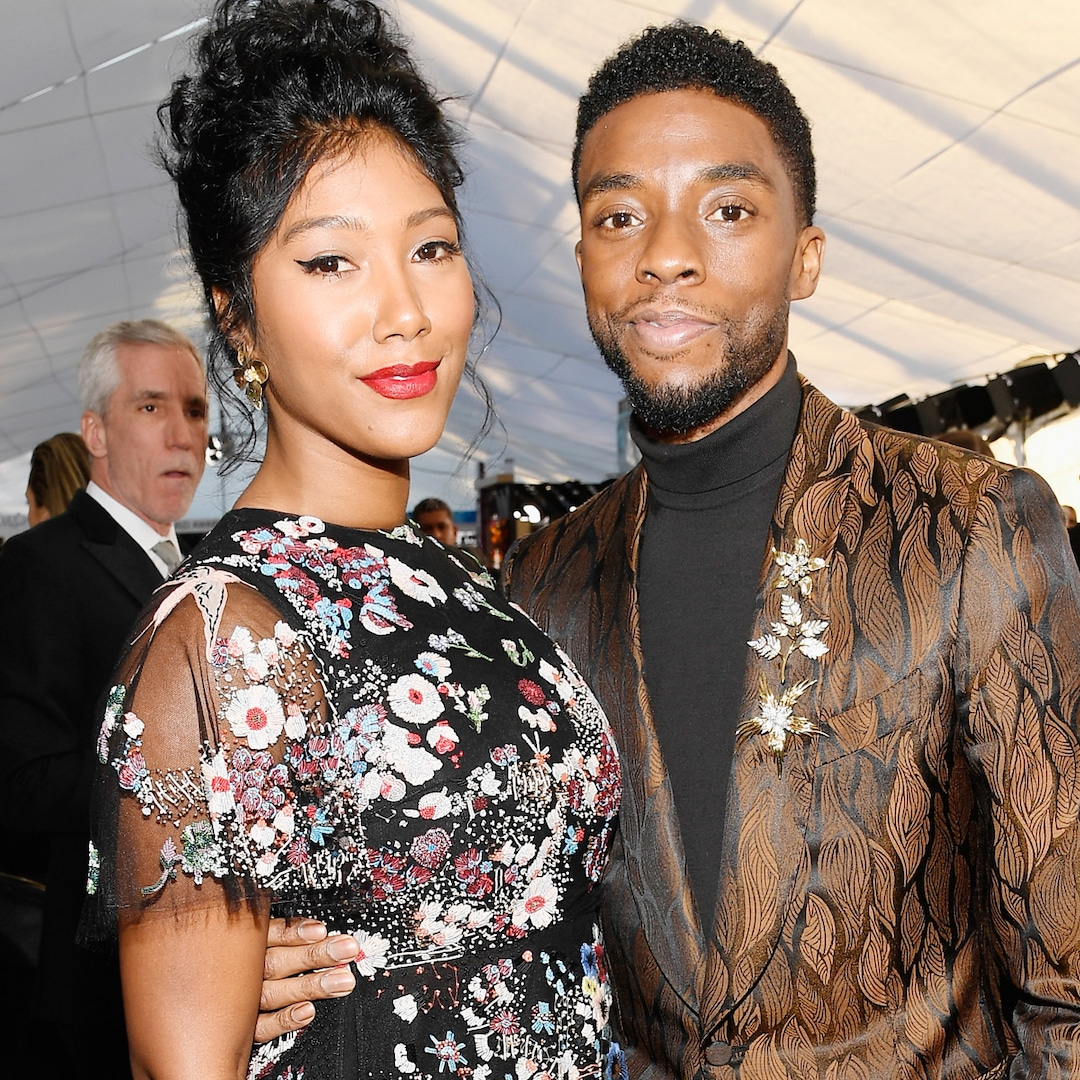 Chadwick Boseman's Wife Files Probate Case After Actor Dies Without Will