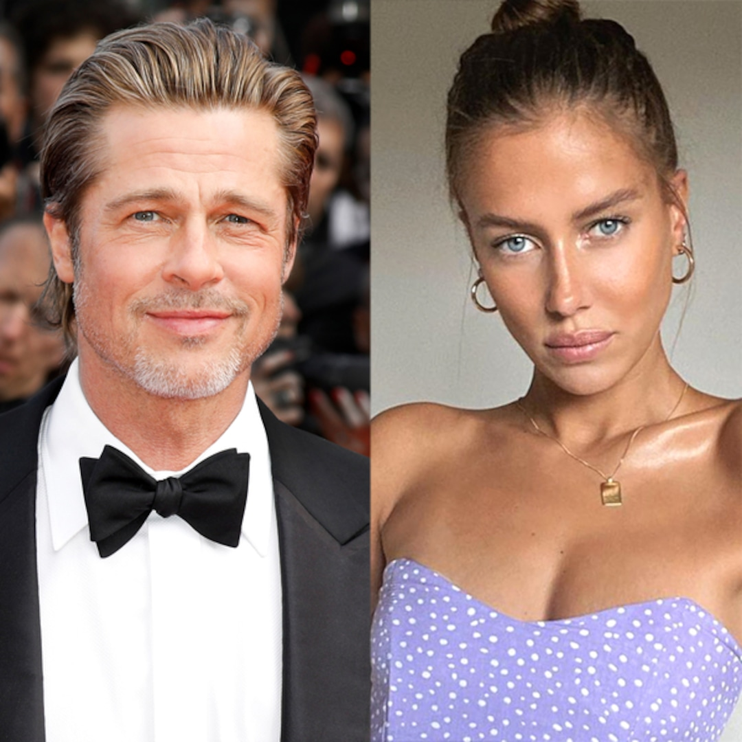 Inside Brad Pitt And Nicole Poturalski S Getaway To Chateau Miraval E Online Ca