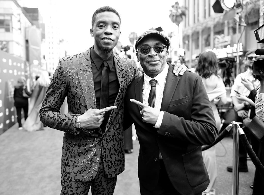 Chadwick Boseman, Spike Lee