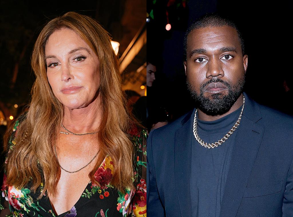 Caitlyn Jenner Sends Supportive Message To Good Friend Kanye West E Online Deutschland