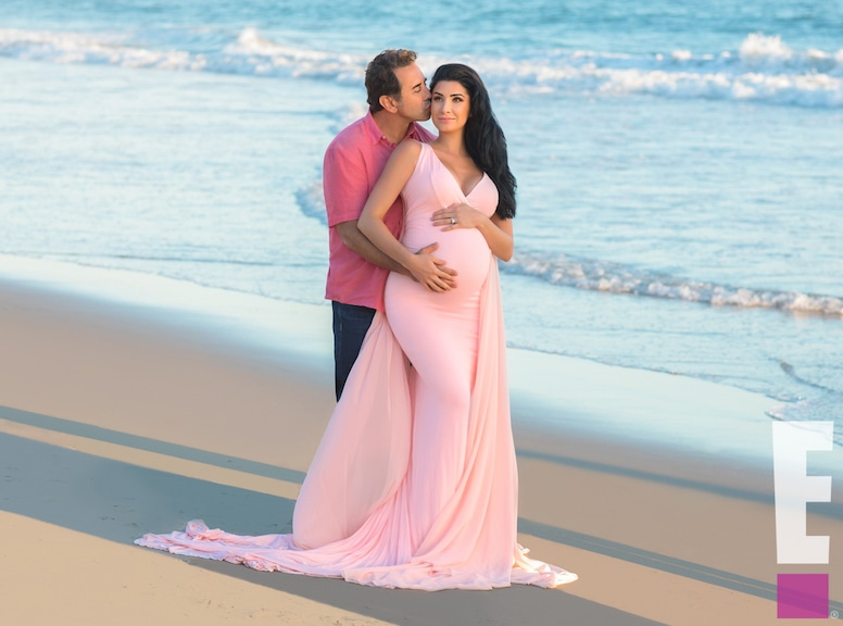 Paul Nassif, Brittany Nassif, Exclusive Maternity Pics