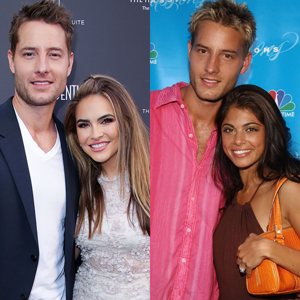 Justin Hartley's Ex-Wife Defends Him After Chrishell Stause ...