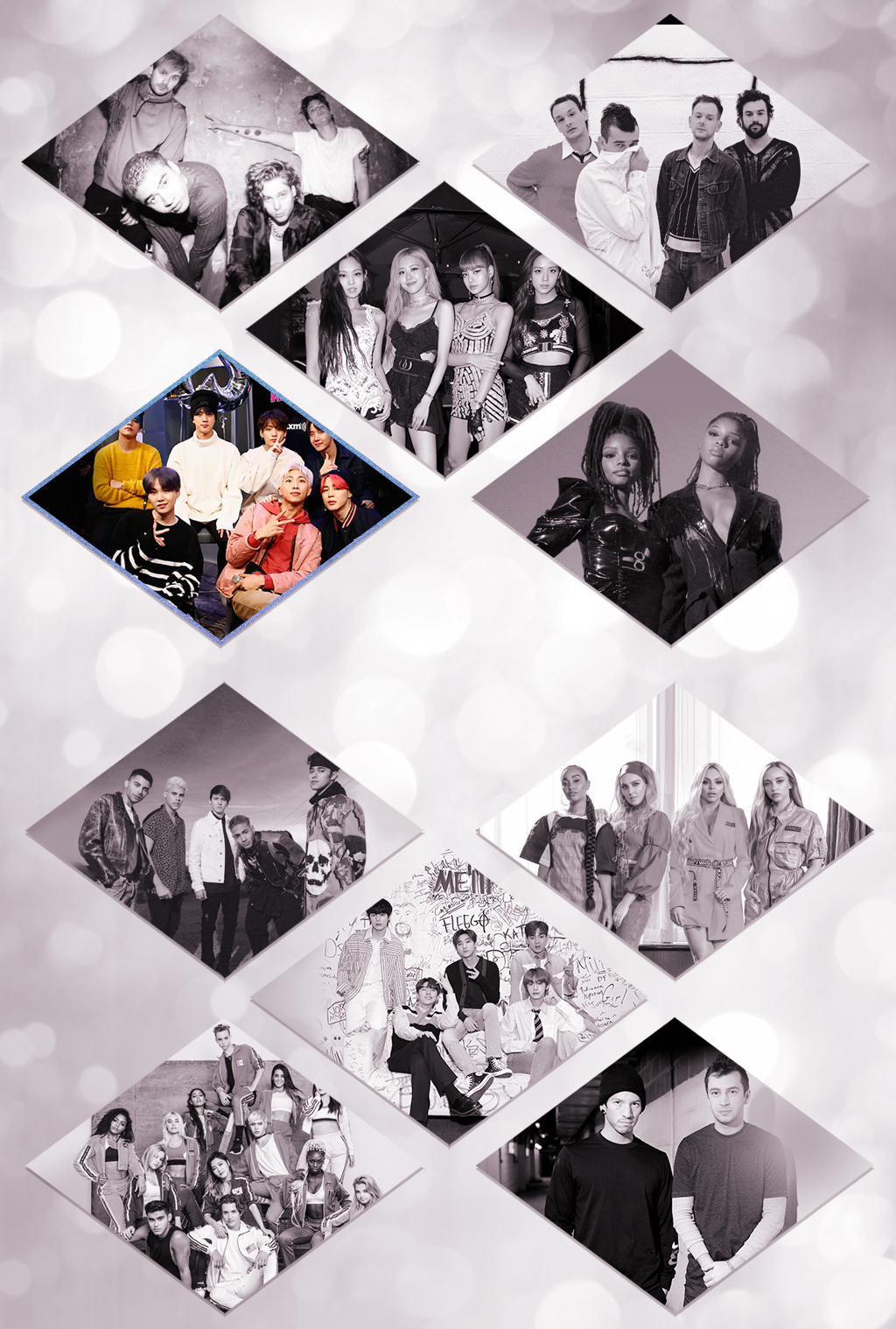 VMAs, 2020 Video Music Awards Nominees, best group, BTS