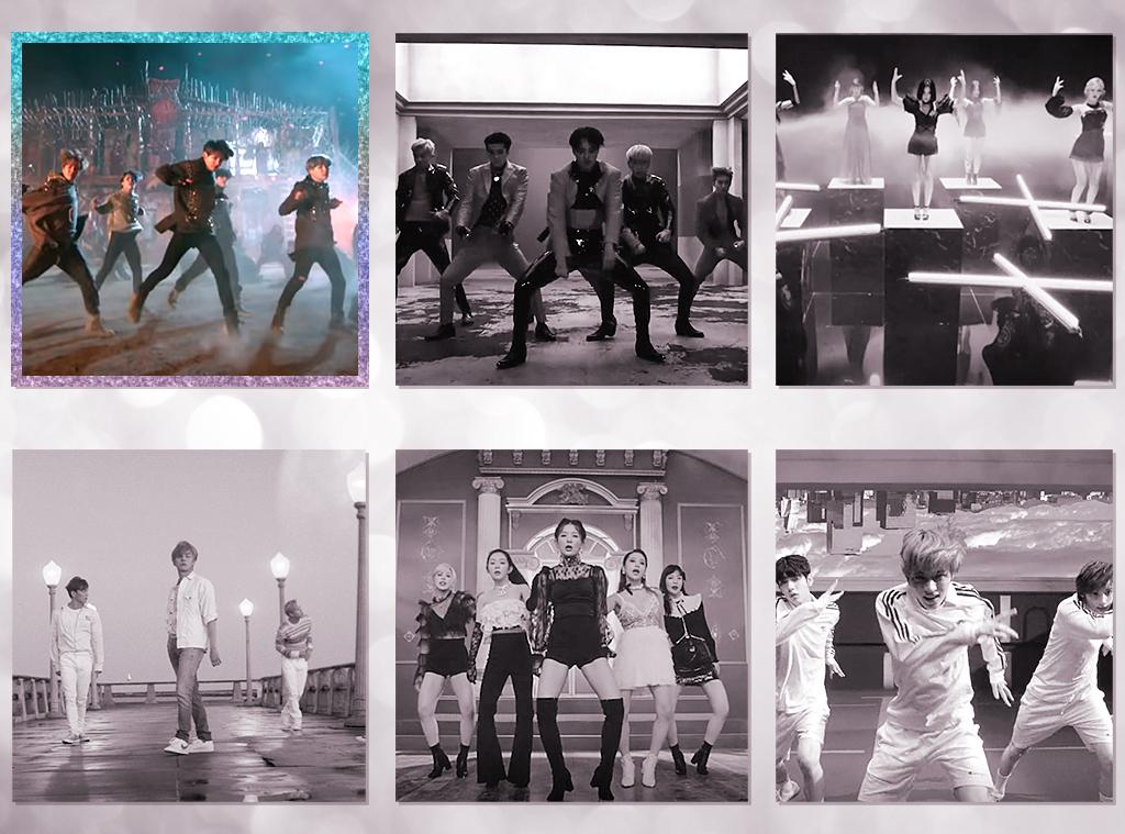 VMAs, 2020 Video Music Awards Nominees, best kpop, BTS