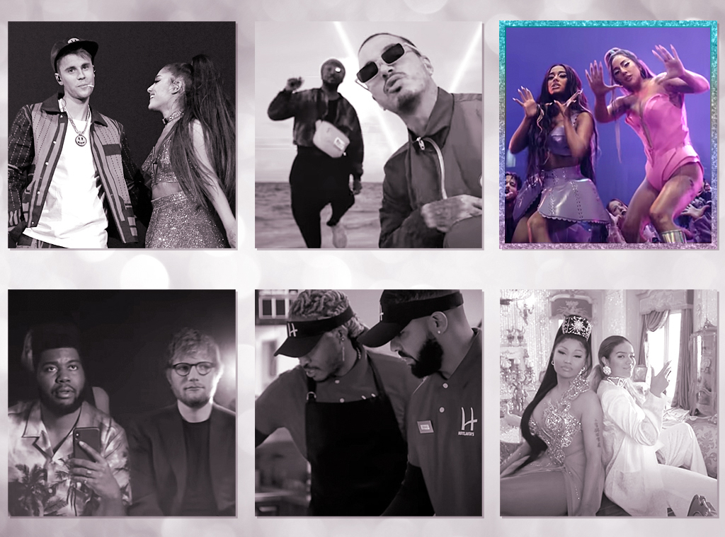 VMAs, 2020 Video Music Awards Nominees, best collaboration, lady gaga, ariana grande