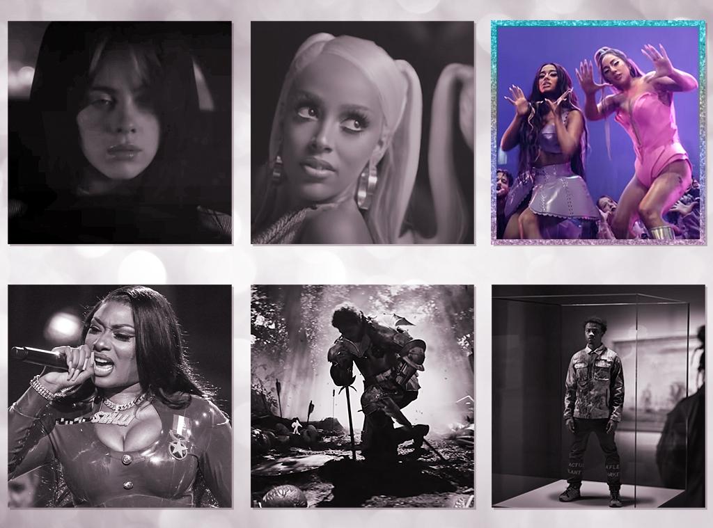 VMAs, 2020 Video Music Awards Nominees, song of the year, Lady Gaga, Ariana Grande
