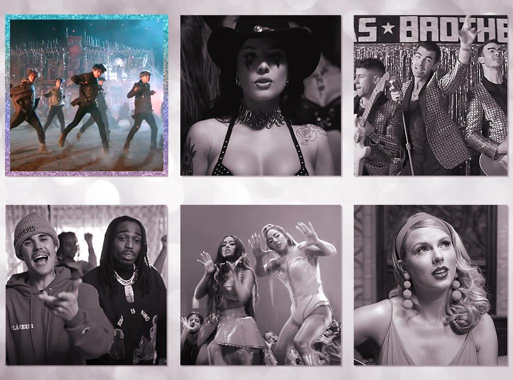 VMAs, 2020 Video Music Awards Nominees, best pop, bts