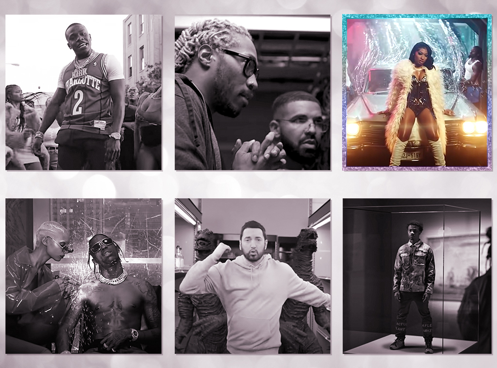 VMAs, 2020 Video Music Awards Nominees, best hip-hop, meghan thee stallion