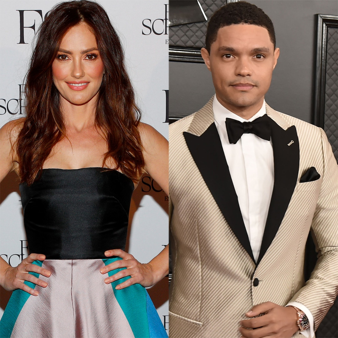 Minka Kelly and Trevor Noah Break Up