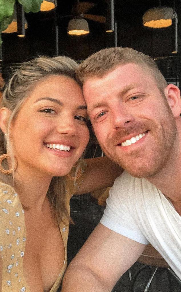 Giannina Gibelli Reacts To Damian Powers Outing With Francesca Farago E Online