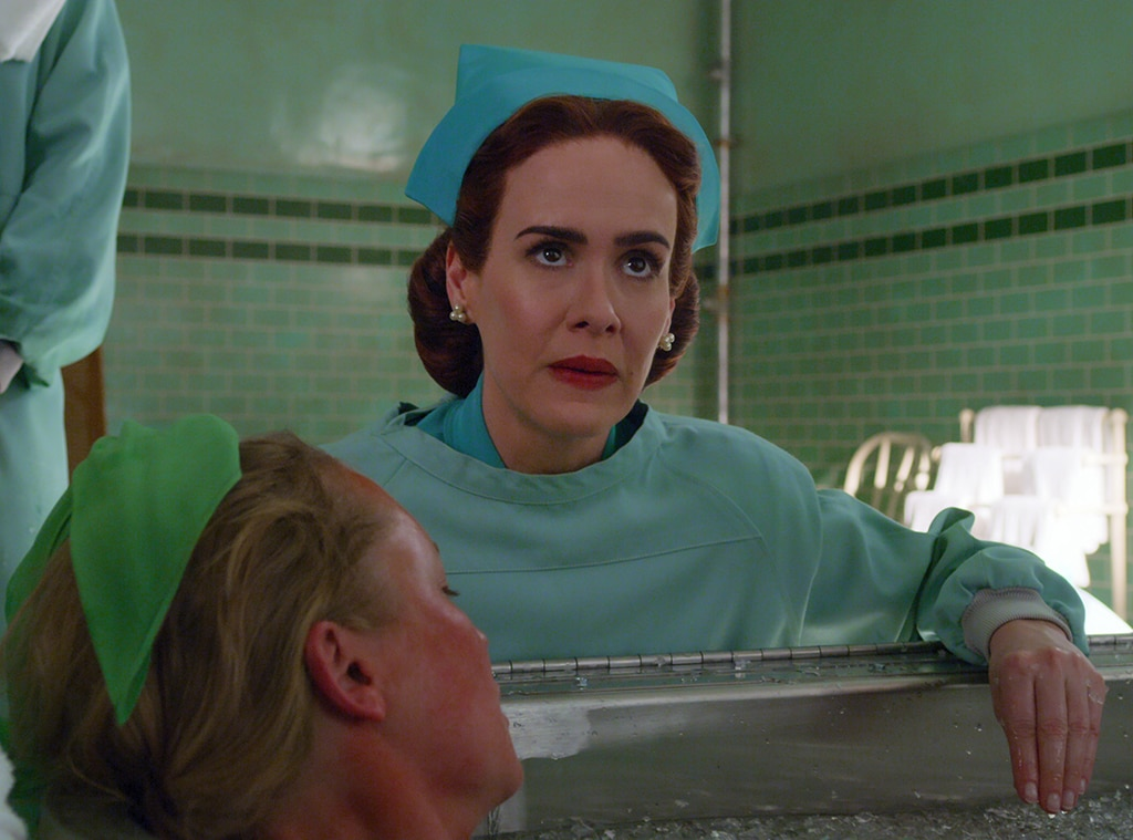 'Ratched' Trailer: Sarah Paulson Resurrects Iconic 'Cuckoo's Nest' Villain in Netflix Series