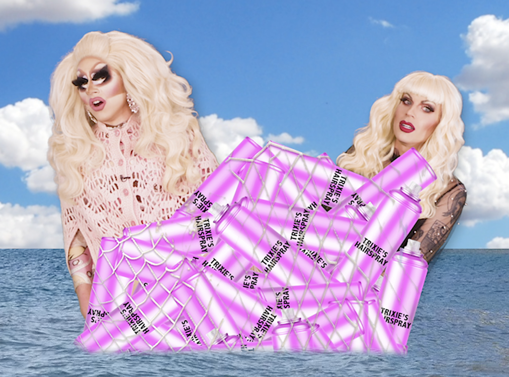 Katya And Trixie Mattel Don T Know Why You Want Their Advice E Online Ap