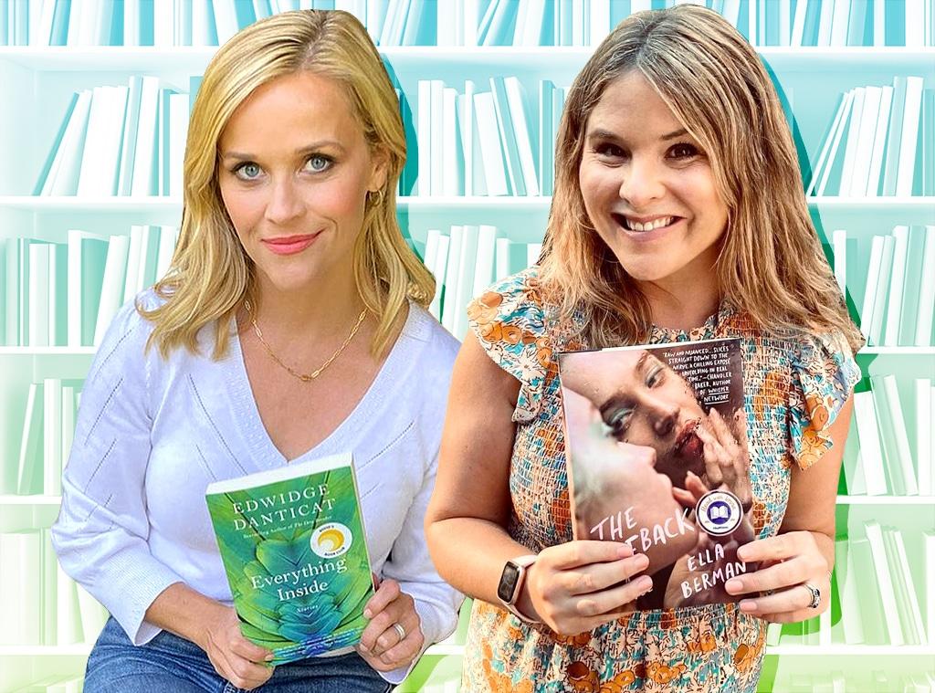 E-comm: August celeb book club picks