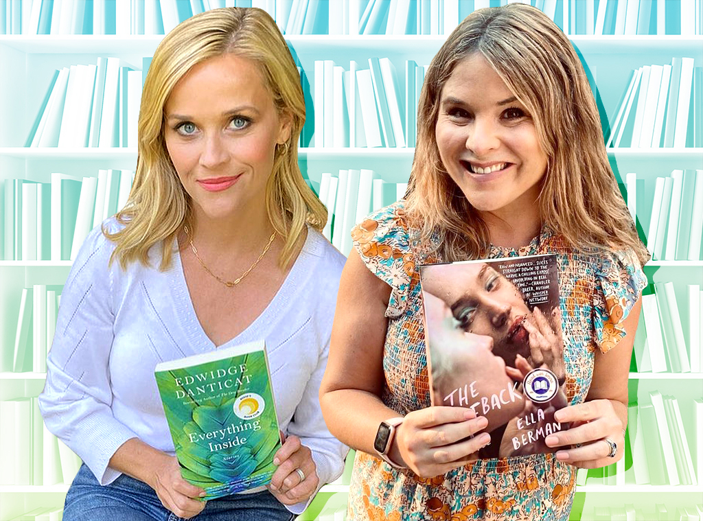 E-comm: August celeb book club picks