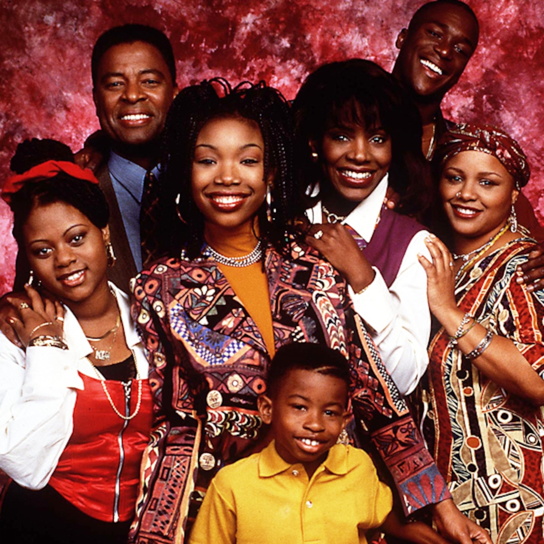 See Brandy and the Rest of the Moesha Cast Then and Now - E! NEWS