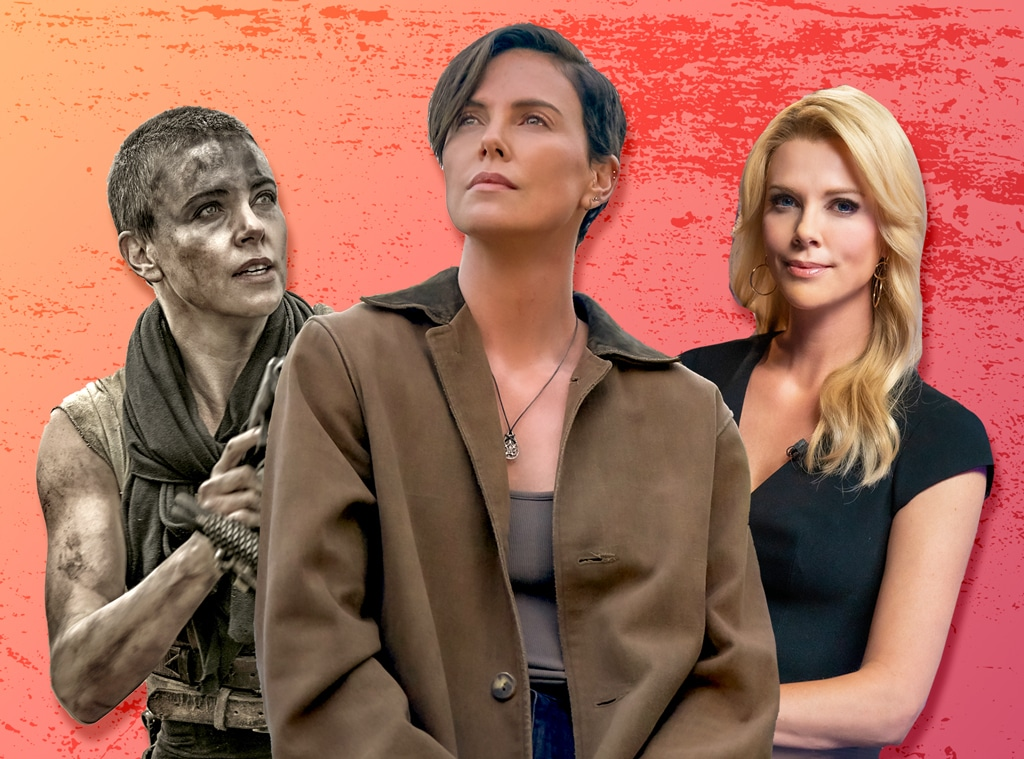 Charlize Theron, Mad Max, The Old Guard, Bombshell