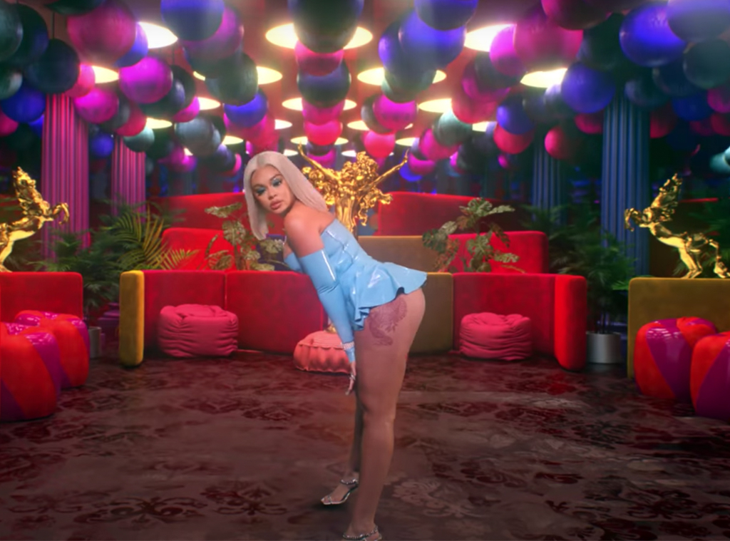 Cardi B, Megan Thee Stallion Music Video