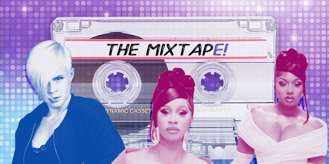 The Mixtape Presents Cardi B Megan Thee Stallion Robyn And More New Music Musts E Online