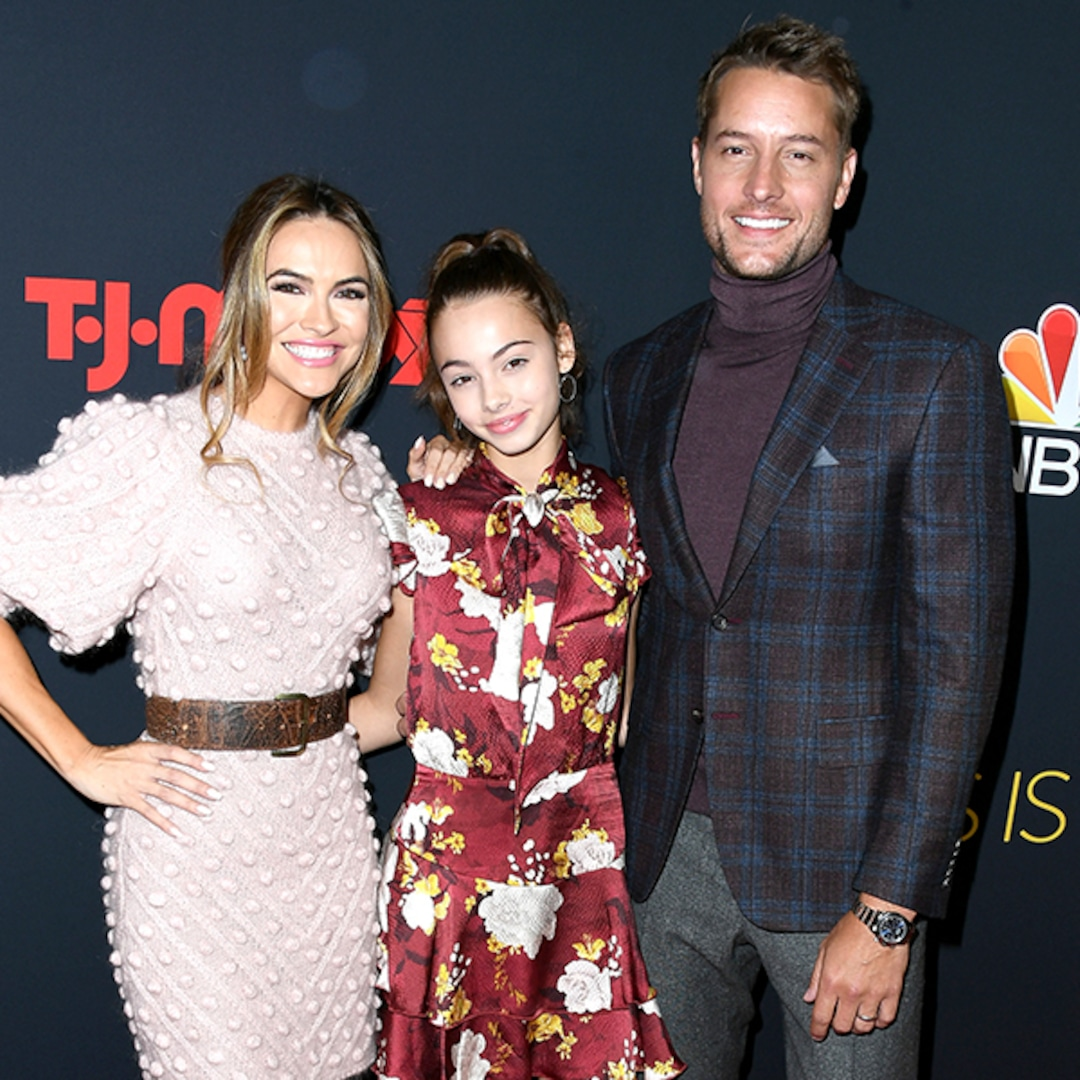 Selling Sunset's Chrishell Stause Says She Wrote Letter to Justin Hartley's Daughter After Divorce – E! NEWS