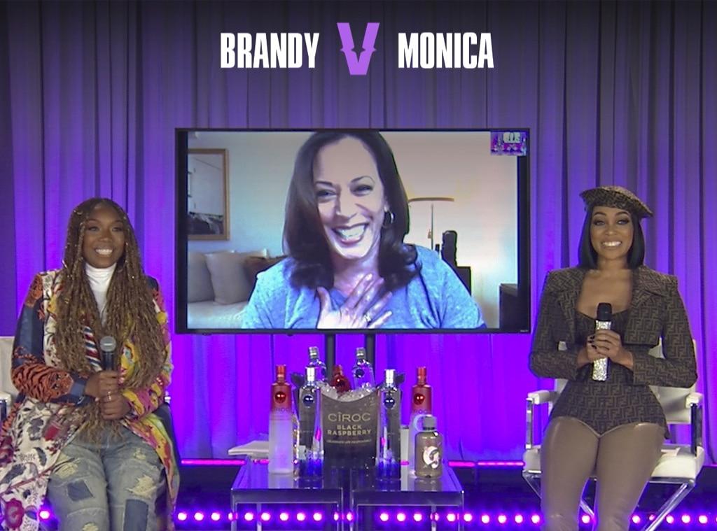 Did You Miss Monica Vs. Brandy Making That Beat Drop On Verzuz?  [VIDEO]