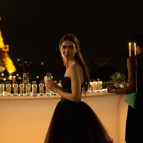 Lily Collins, Emily Em Paris, Netflix