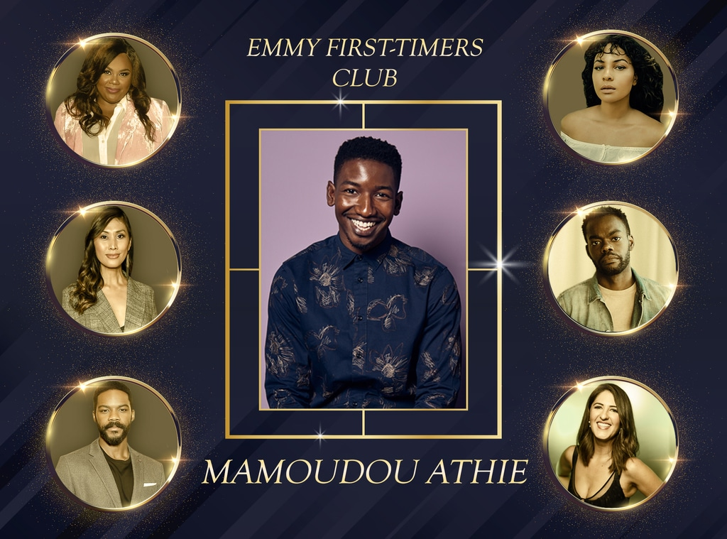 Emmy First-Timers Club, Mamoudou Athie