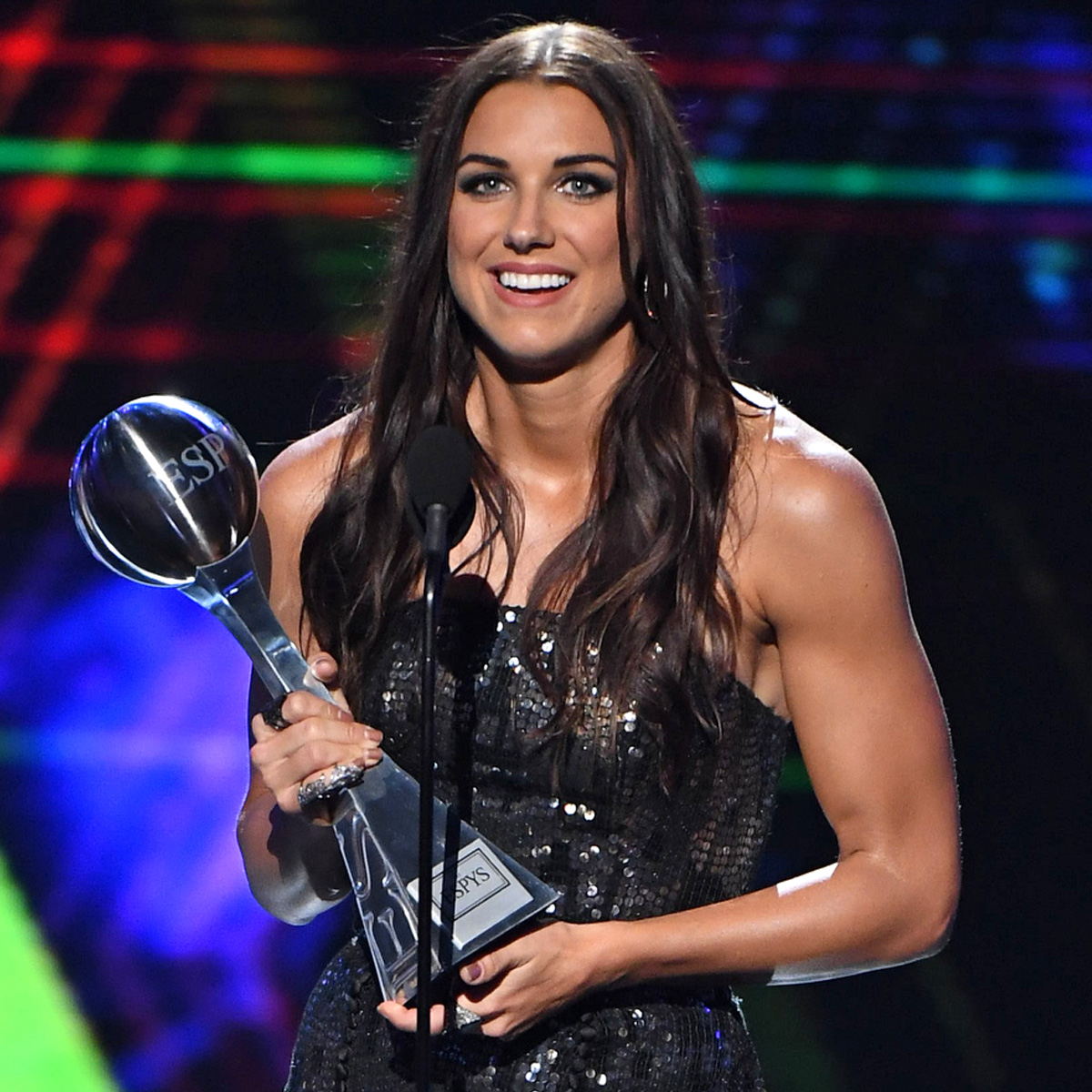 This Is the Future Alex Morgan Hopes Daughter Charlie Will Inherit