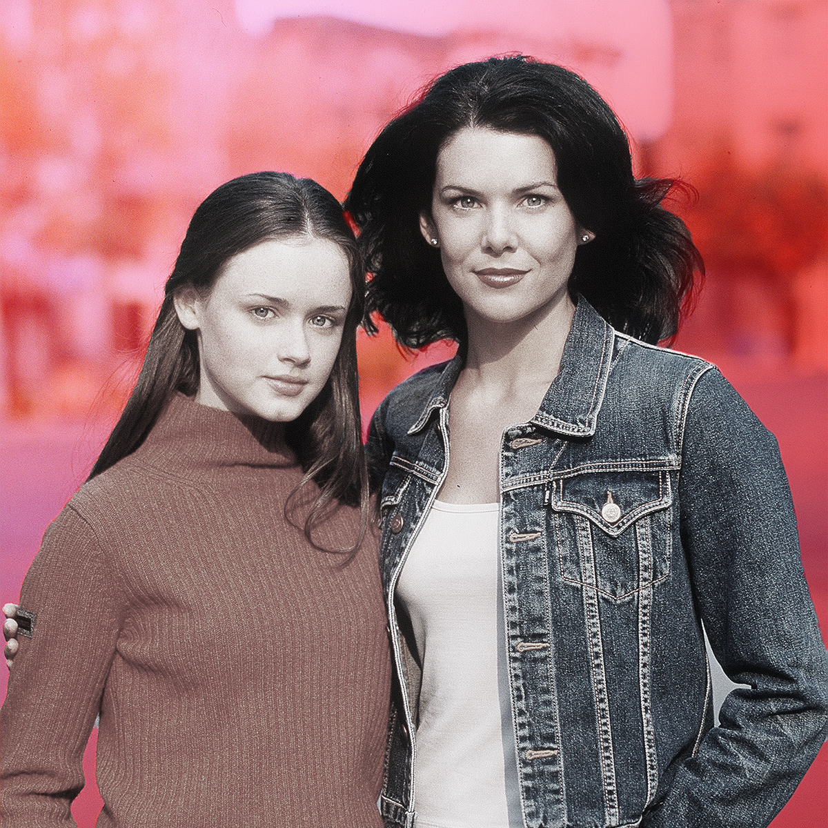 We Ranked All the Gilmore Girls Couples and You're Probably Going to Have Some Thoughts