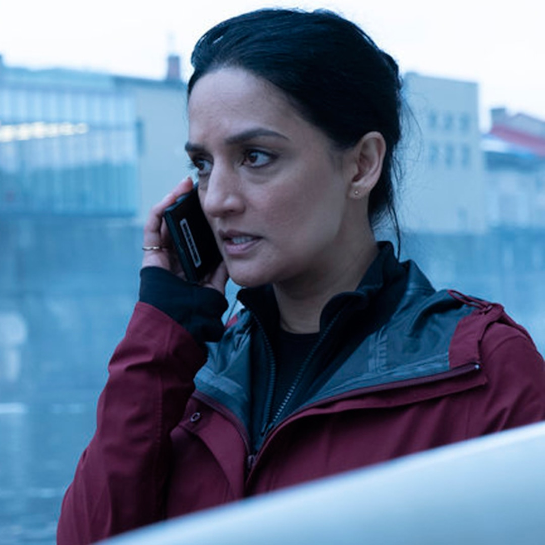 Archie Panjabi Promises Departure Is the