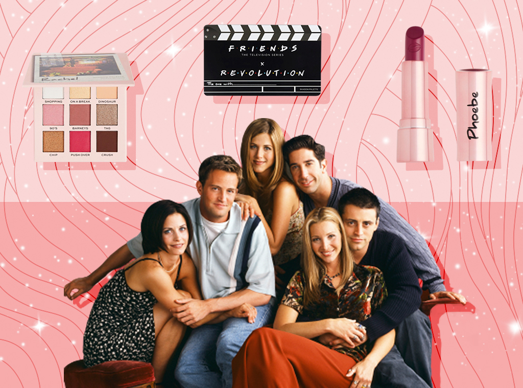 E-Comm: Makeup Revolution x Friends