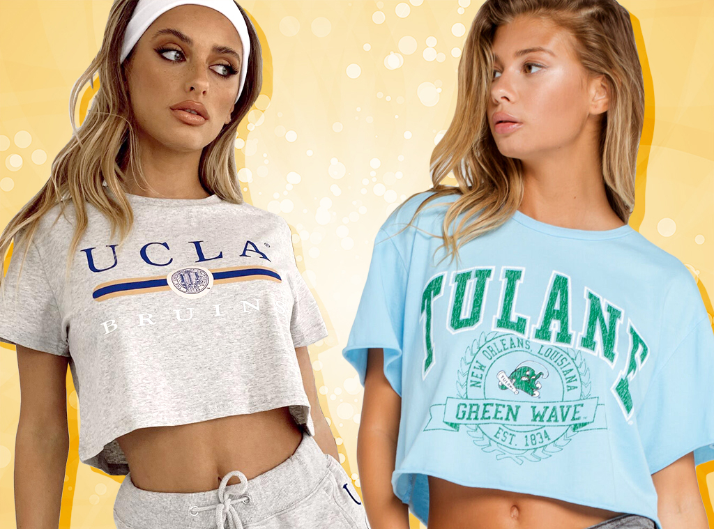 E-comm: The Best Places To Shop for College Apparel