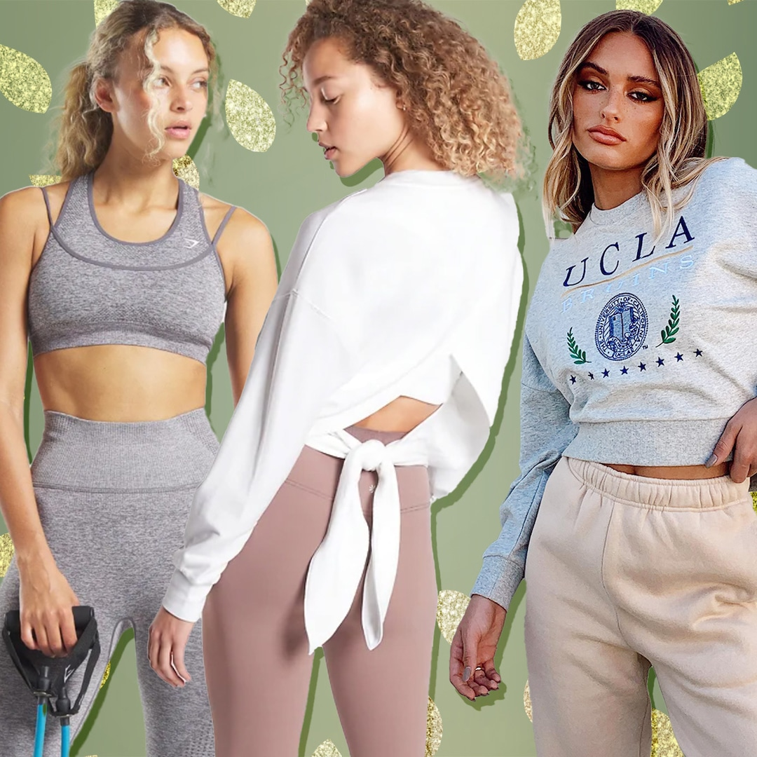 The Cutest Cozy Athleisure Pieces for Fall