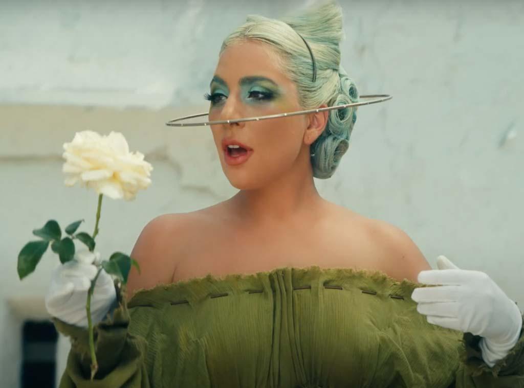 Lady Gaga: 7 Nominations