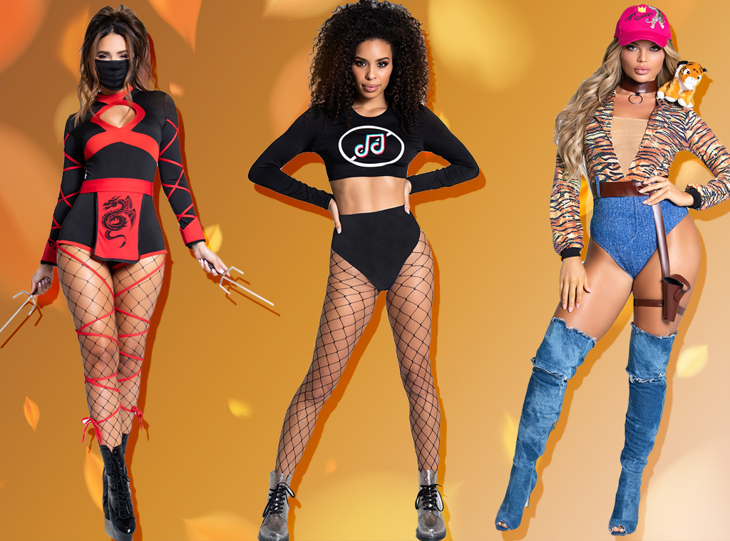 EComm: Yes, There's a Sexy Halloween Costume for That